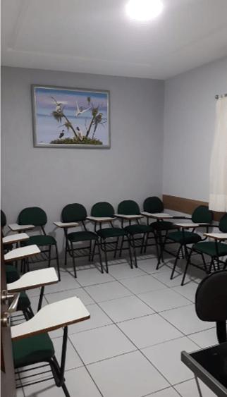 Sala de Treinamento  | 15 Pessoas